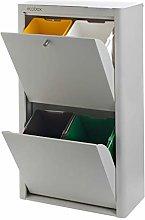 DON HIERRO - CUBEK - Cubo de basura y reciclaje
