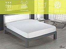 Dormio - Protector de Colchón, Impermeable y