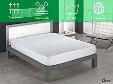 Dormio - Protector de Colchón Impermeable y