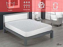 Dormio - Protector de colchón Reversible y