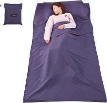 Dormir saco de dormir Liner papel bolsa de camping