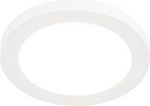 Downlight empotrable/superficie moderno blanco