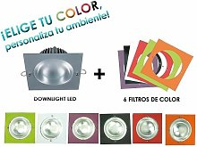 Downlight Led 25W Color: Blanco - Blanco