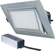 DownLight LED COB 35W RECTANGULAR 6000K