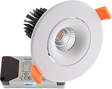 Downlight Led LUXON CREE 12W driver PHILIPS,