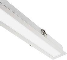 Downlight Led MOD, 24W, 120cm, blanco, Blanco
