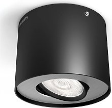 Downlight LED Phase en color negro