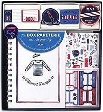 Draeker Paris 1886 - Kit de papelería para