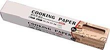Dreafly Estera de cocina de papel antiadherente,
