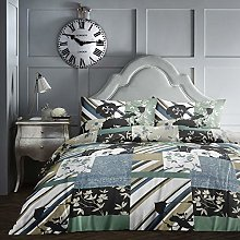 Dreams & Drapes Tile Patchwork-Easy Care - Juego