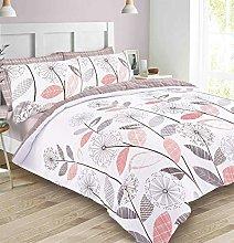 Dreamscene Lujoso Juego de edredón Allium, Color