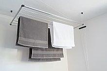 DRY-SMART Tendedero de techo de aluminio –