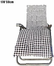 DUCHEN Cojín para silla mecedora, cojín para