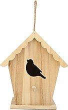 Duokon Casa para pájaros, pajarera Colgante para
