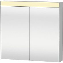 Duravit Best armario con espejo de 810 mm, 2