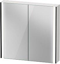 Duravit XViu XV7132 Armario con espejos, 820x156