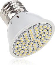 E27 4W 60SMD 3528 1210 Bombilla LED Lampara Foco