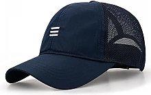 EBZP Gorra de béisbol de Malla de Verano Sombrero