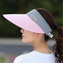 EBZP Sombrero de Sol de Verano para Mujer Sombrero