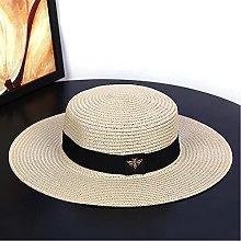 EBZP Sombrero para el Sol Retro Sombrero Tejido