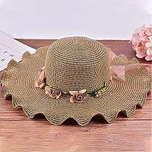 EBZP Verano Elegante Sombrero para el Sol para