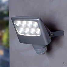 Eco Light Funcional LED de pared exterior Foco