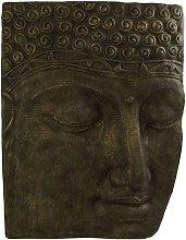 Edenjardin - Relieve de cara de buda gigante en