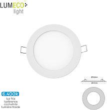 EDM - Mini Downlight Led Lumeco 6W 320 Lumens
