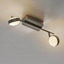 EGLO connect Corropoli-C foco de techo LED 2 luces