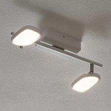 EGLO connect Palombare-C foco de techo LED 2 luces