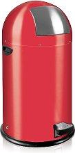 EKO VB 964800 Redondo de Basura con Pedal de Metal