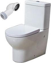 El Baño Moderno - Inodoro KANO Compacto.Diseño