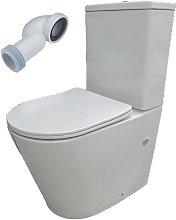El Baño Moderno - PACK DE INODORO ROUND COMPACTO