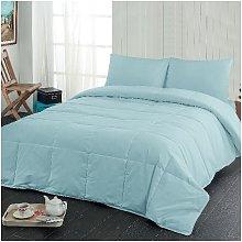 El verano del edredon - para la cama - Azul claro
