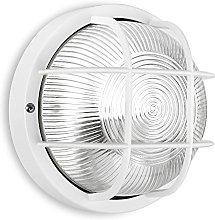 Electraline 65010 - Lámpara tipo ojo de buey (60