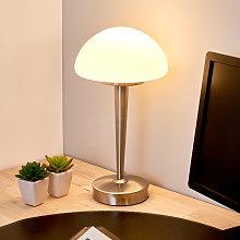 Elegante lámpara de sobremesa Touch