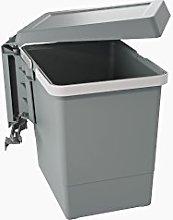 Elletipi PBN ASG28 Linea Swing 2 - Cubo de basura
