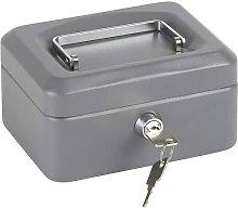 Emhome - Caja fuerte metalica portatil caudales