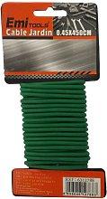 Emi Tools - Cable de Jardinería 0,45 x 450 cm