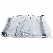 Emoshayoga Mini Carpa de sombrilla de PVC