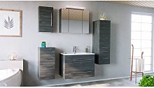 Emotion - Set de mueble de baño OPTIMO 80cm (5