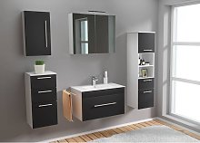 Emotion - Set de mueble de baño SANTINI 75 5