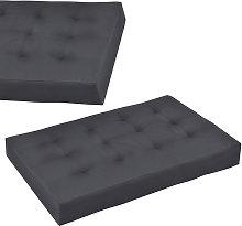 [en.casa] - 1x cojín de asiento para sofá de