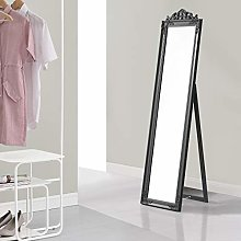 [en.casa] Espejo de pie 160x40 cm Espejo de Suelo