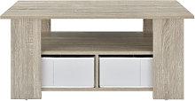 [en.casa] - Mesa de centro (90 x 50 x 41 cm)