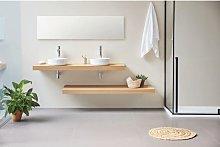 Encimera para lavabos de sobre encimera ZERO,