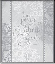Enesco, Tarjeta de felicitación en italiano