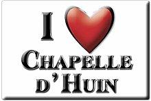 Enjoymagnets CHAPELLE D'HUIN (25) Souvenir