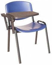 Entrega rápida sillas con pala de escritura