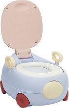Entrenador portátil para bebés con orinal para